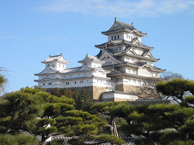 Himeji Castle (Image: Wikimedia Commons)