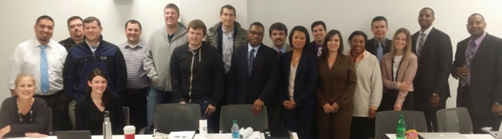 Spring 2104 Technology Management Capstone Class, Georgetown University