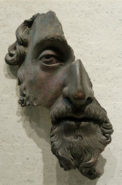 Bronze of Marcus Aurelius, Louvre, Paris (Image by Marie-Lan Nguyen via Wikimedia Commons)