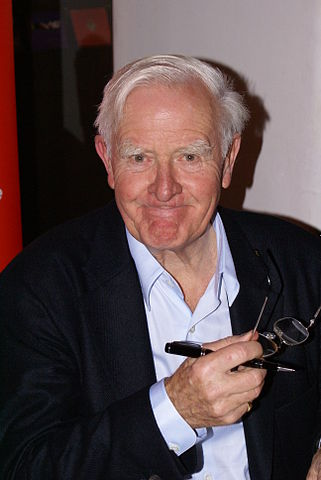 John le Carre (Image via Wikimedia Commons)